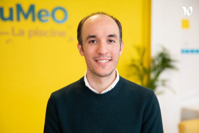 Découvrez YouMeo avec Philippe, Accélérateur d'innovation - YouMeO by BearingPoint