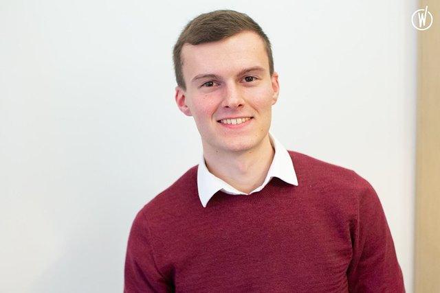Meet Flavien, UI & TA Architect - Liquidshare