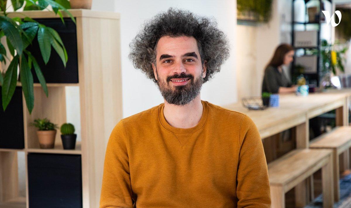 Rencontrez Fabien, Founder & Creative Director  - The Source