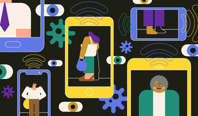 Mohou aplikace pro trasování kontaktů zaručit bezpečnost údajů?
