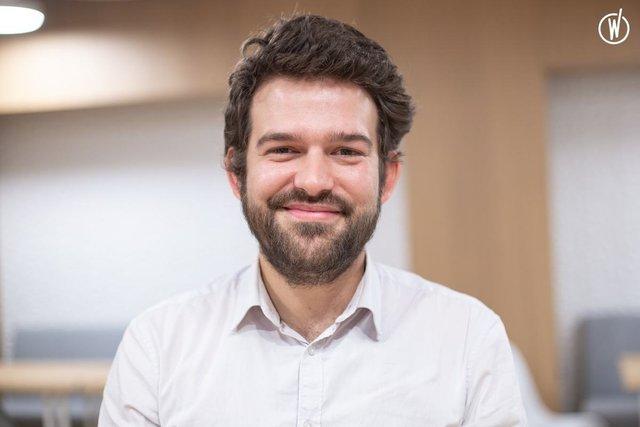 Rencontrez Pierre-Jean, Directeur d'études - Bérénice Pour La Ville Et Le Commerce