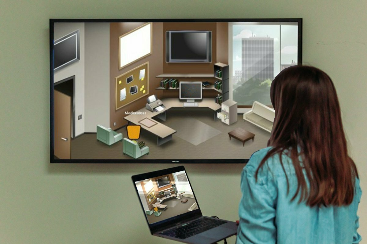 Virtuální kancelář: návrat do budoucnosti