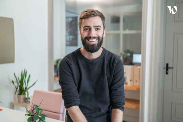 Rencontrez Nicolas, Co fondateur - White Mirror