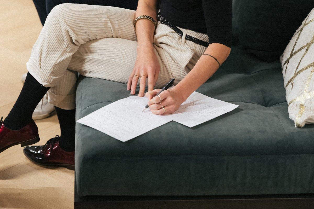 ¿Cómo superar el test de redacción en una entrevista de trabajo?