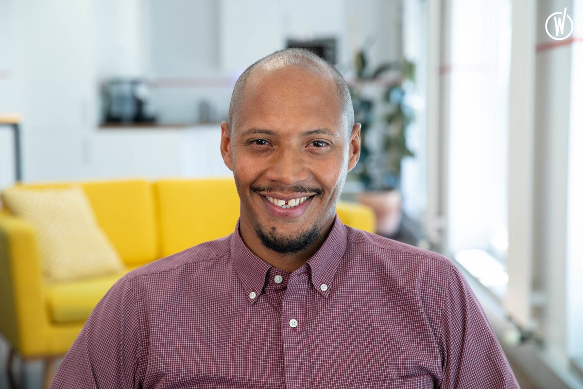 Rencontrez Luc, Field Sales Executive - TheFork