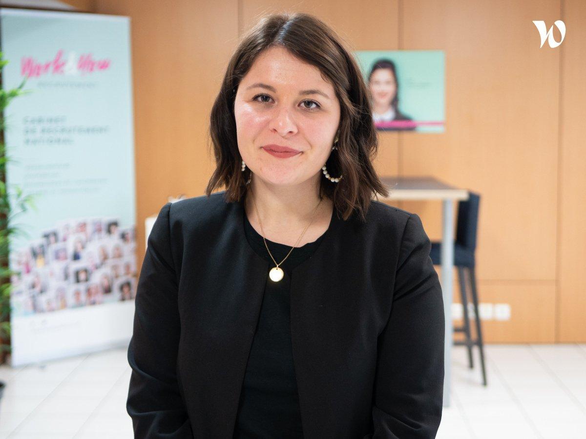 Rencontrez Vanessa, Consultante en Recrutement - Work&You