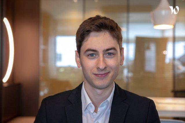 Meet Ludovico, Analyst au bureau de Lyon - Naxicap Partners