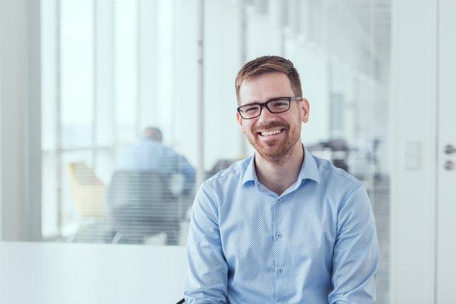 Patrik Biňovský, Head of Strategy, Change Management, R&D - Raiffeisenbank