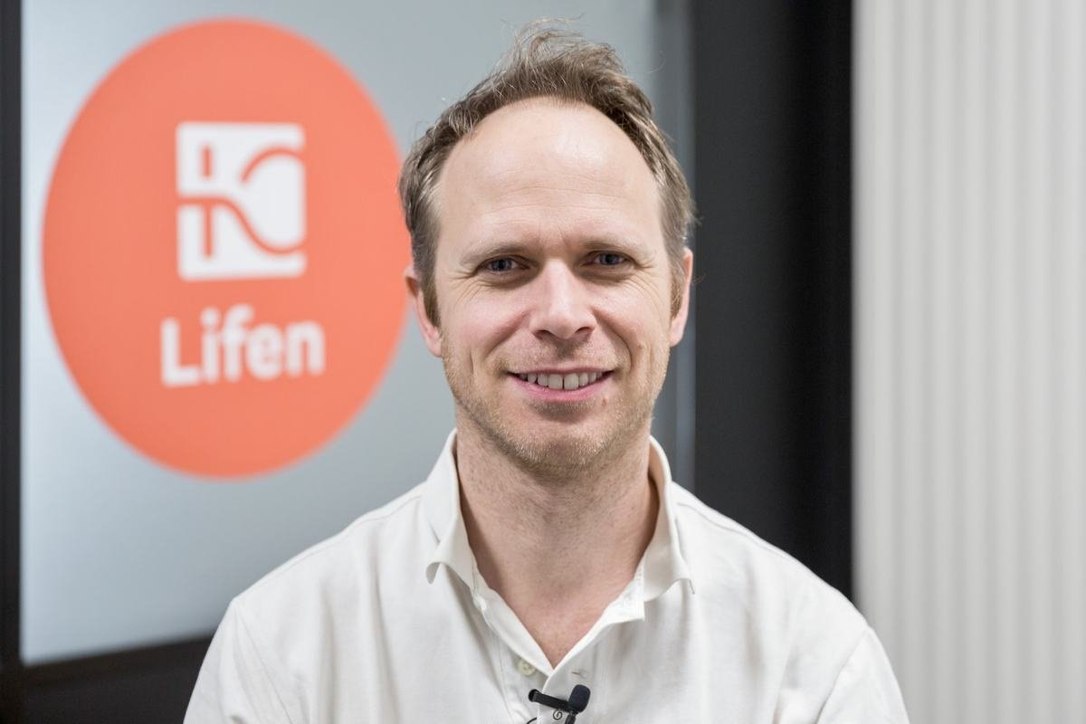 Rencontrez Franck, Founder - Lifen