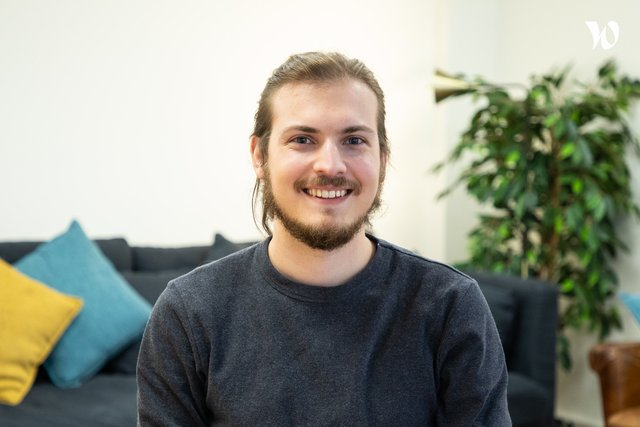 Rencontrez Baptiste, développeur - SkyReal