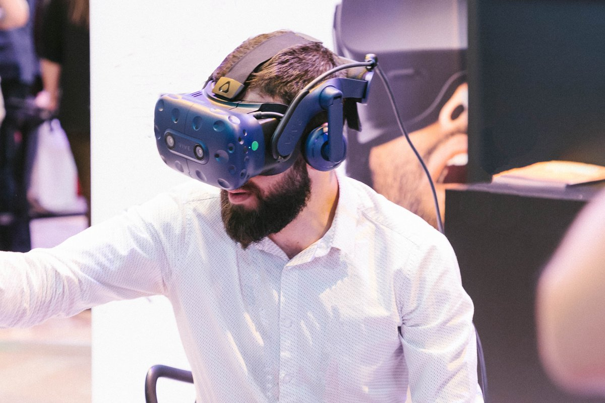Can VR support employee mental health?