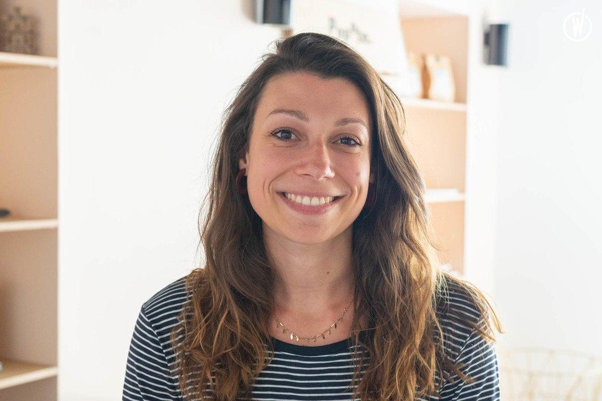 Rencontrez Carole, Responsable Marketing & Communication - Popote