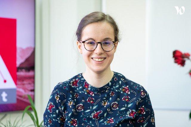 Rencontrez Amandine, Data Scientist - ISoft