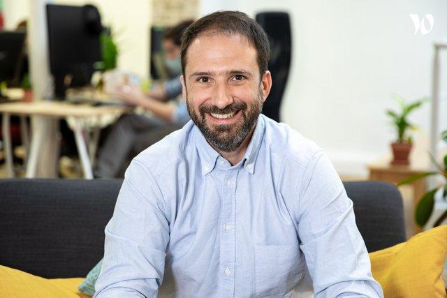 Rencontrez Olivier, CEO - Inex Circular