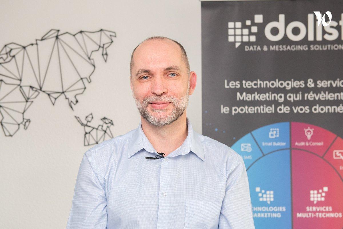 Rencontrez Bruno, Administrateur Systèmes et réseaux - DOLIST