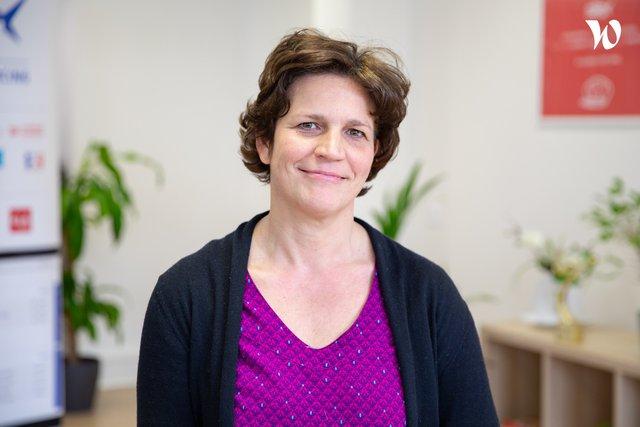 Rencontrez Stéphanie, Directrice Produit - Silex