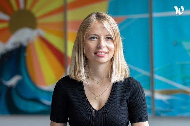 Rencontrez Cécile, Head of HR - ABC arbitrage