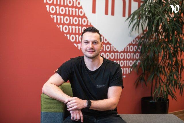 Meet David Hruška , Security Consultant  - NNIT Czech Republic