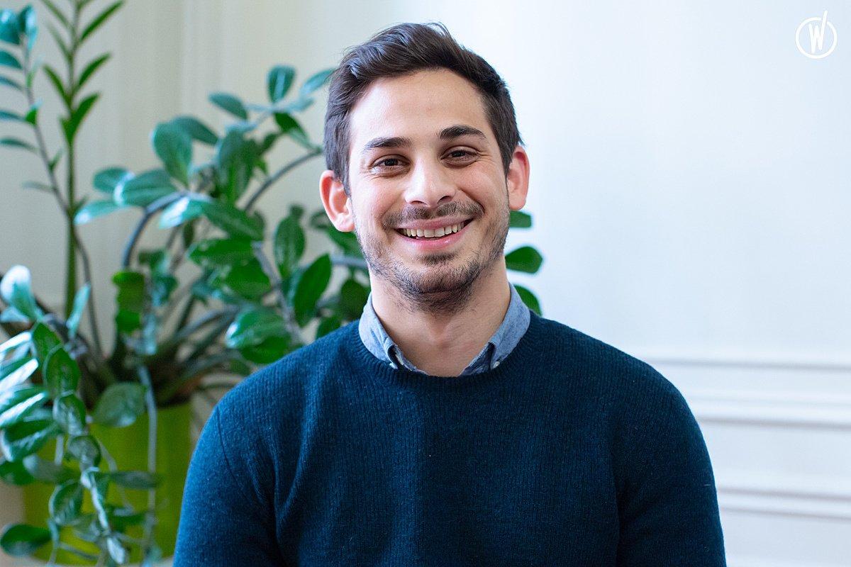 Rencontrez Sacho, Consultant - Teaminside Group