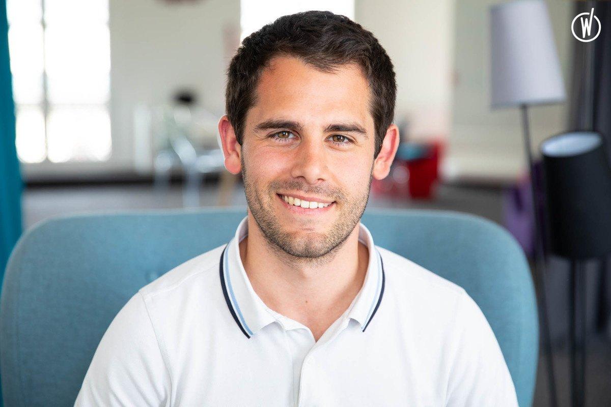 Rencontrez Mickaël, Head of Operations - MonBuilding