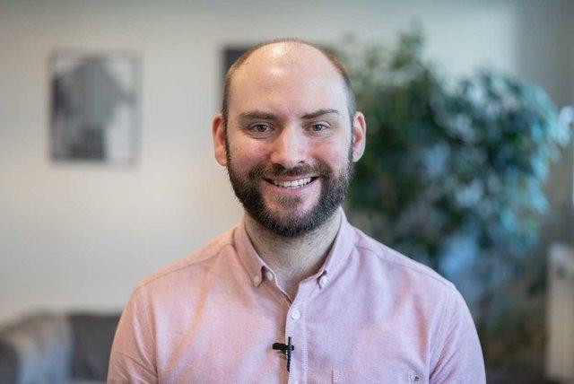Rencontrez Michael, Head of Customer Service - Citygo