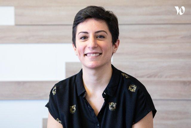 Rencontrez Clotilde , Product manager - Waste Marketplace
