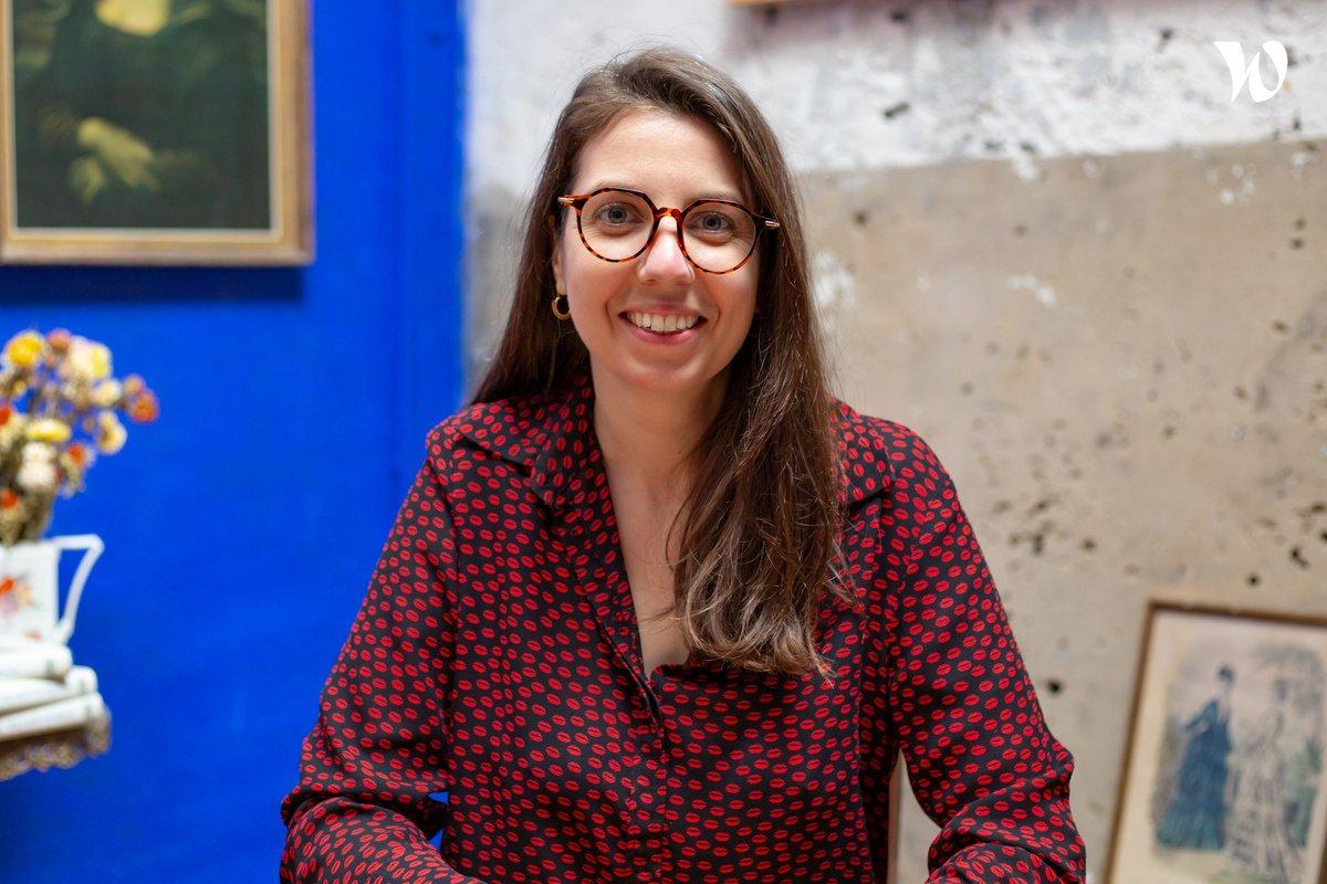 Rencontrez Claire, Cheffe de produit - Ecov