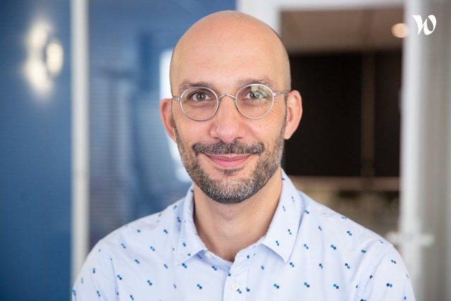 Rencontrez Christophe, Directeur des ventes terrain - L'argus