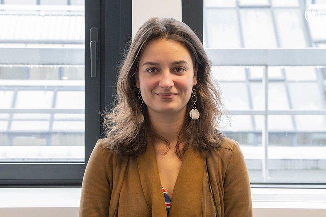 Rencontrez Mathilde, Consultante Paid Search & Social - Junto