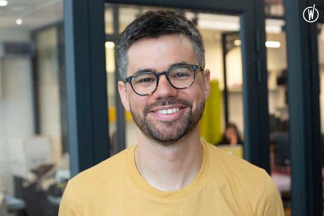Rencontrez Fabien, Product Designer - Octoly