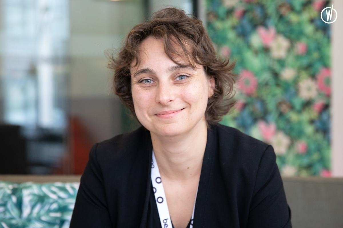Rencontrez Marie-Catherine, CEO - Be:Mo Tech
