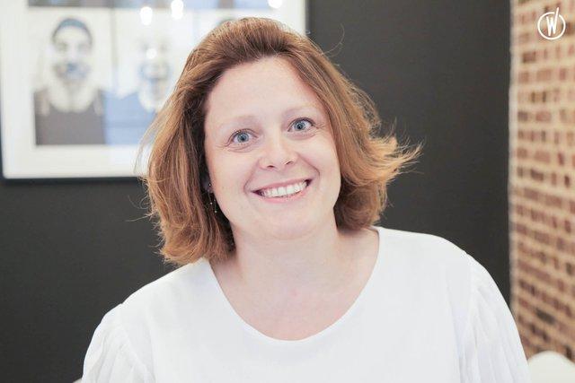 Rencontrez Anne-Cécile, Directrice Associée - Time to Pitch