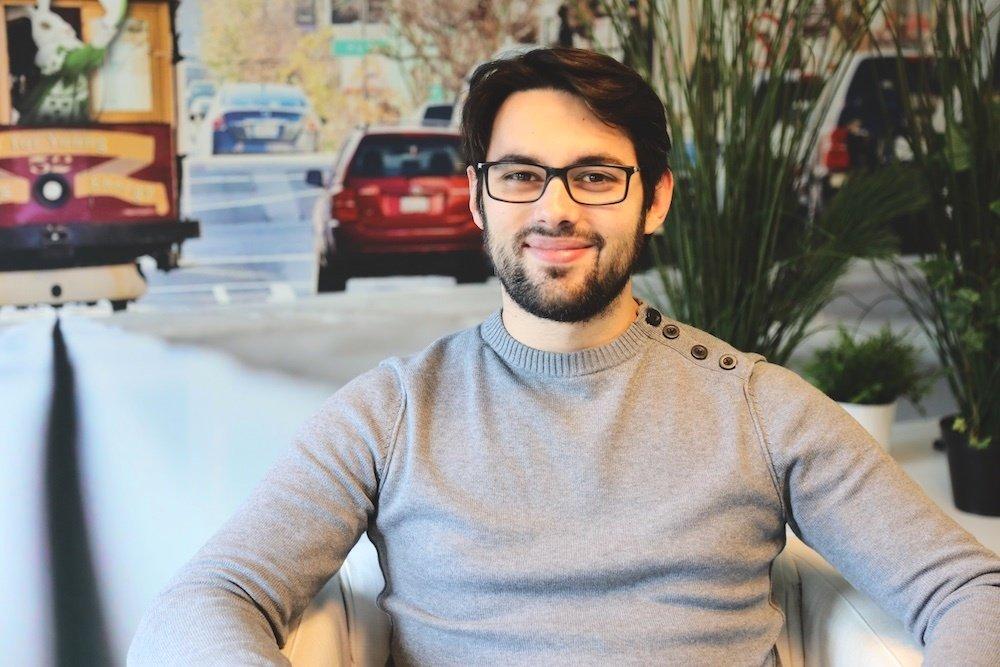 Rencontrez Rémi, Directeur des rédactions - meltygroup