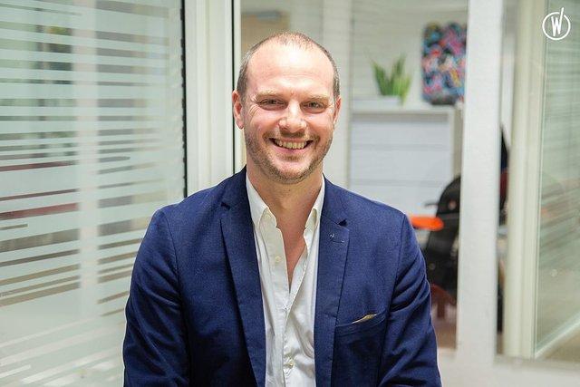 Rencontrez Matthieu, Directeur général adjoint - Antares