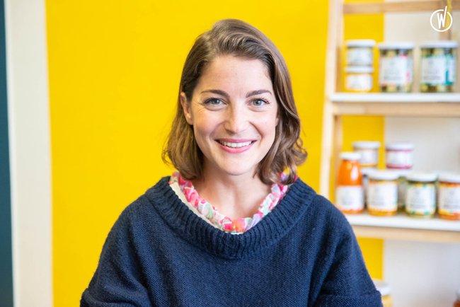 Rencontrez Delphine, Co fondatrice et Responsable Commerciale - LES 3 CHOUETTES