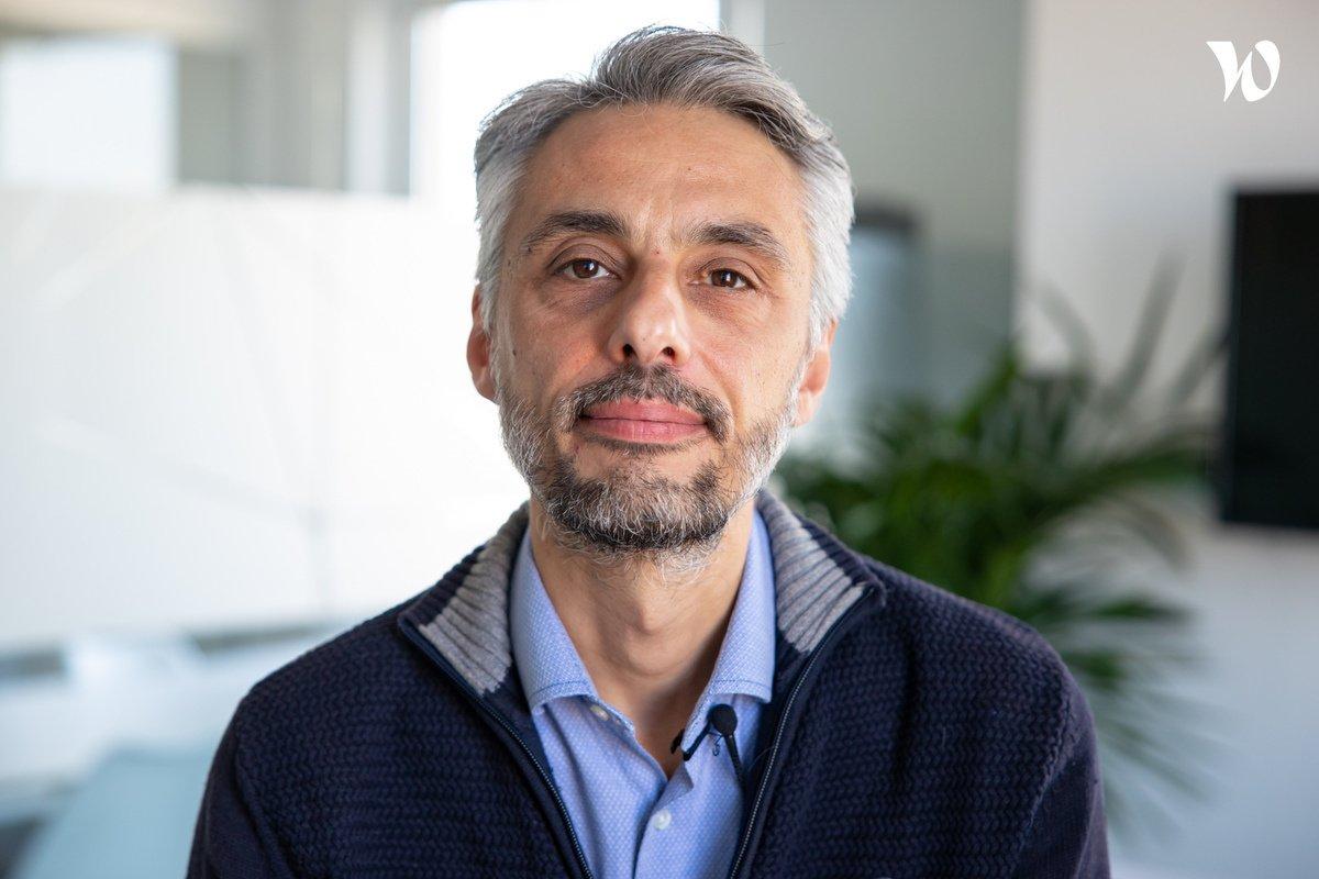 Conoce a Mirko, Country Manager Italia - Partoo Italia