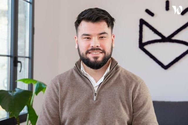 Rencontrez Alexandre, Chef de Projet Business Développement - Mon courtier énergie
