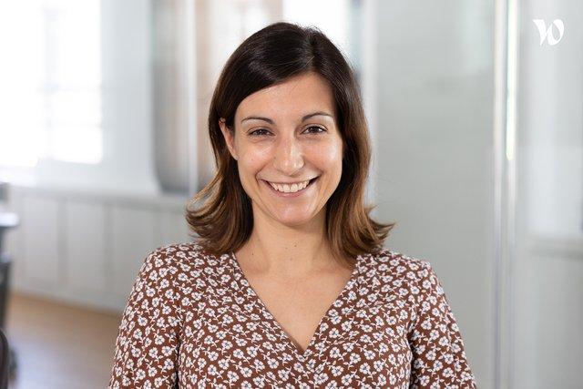Rencontrez Maria, Chief Innovation Officer - Tissium
