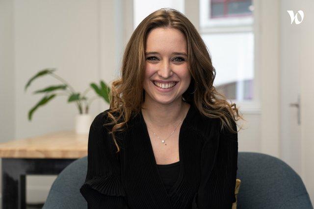 Rencontrez Anne-Charlotte, Chargée d'affaires - Keltis
