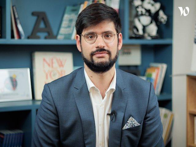 Rencontrez Matthieu, Directeur-Associé chez Balthazar Agency (2021) - Balthazar
