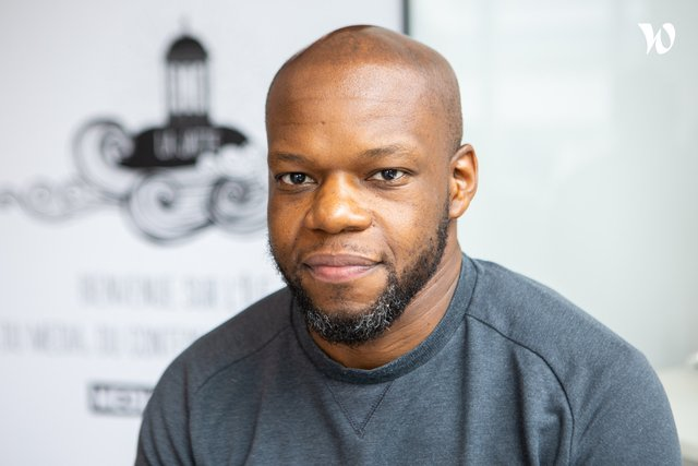 Rencontrez Jean Baptiste, Data ANALYST @MEDIABRANDS - IPG Mediabrands