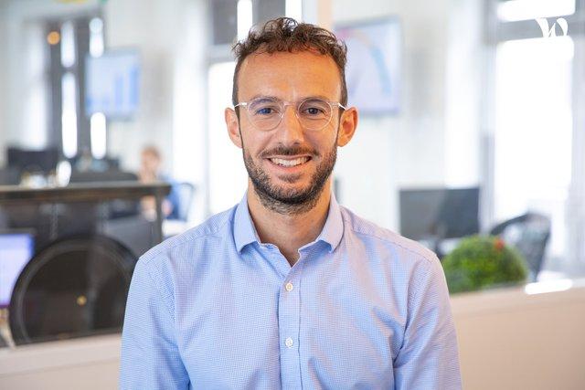 Rencontrez Antoine, CEO - Mention