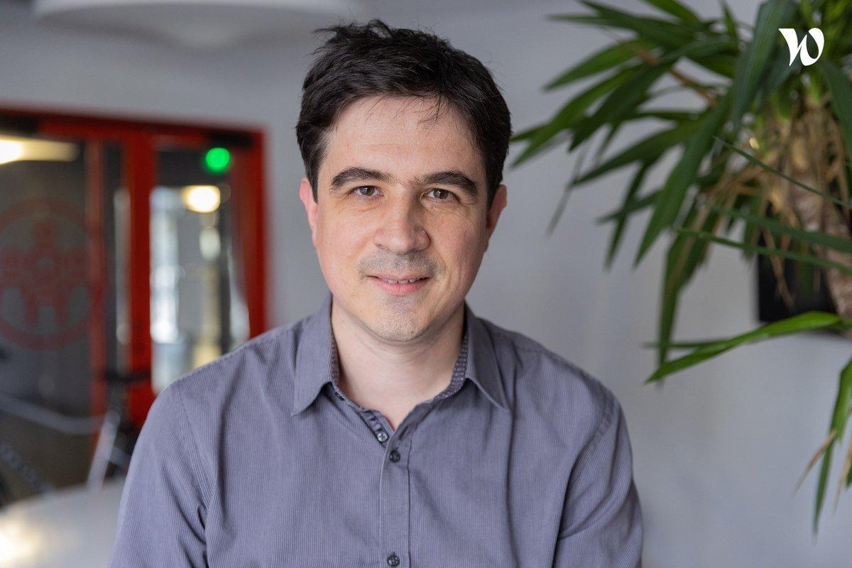 Rencontrez Sébastien, CTO - Squadeasy