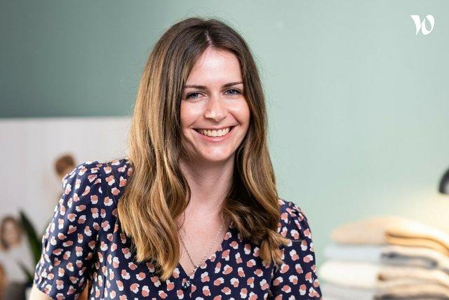Rencontrez Amandine, Brand Content Manager - Hircus
