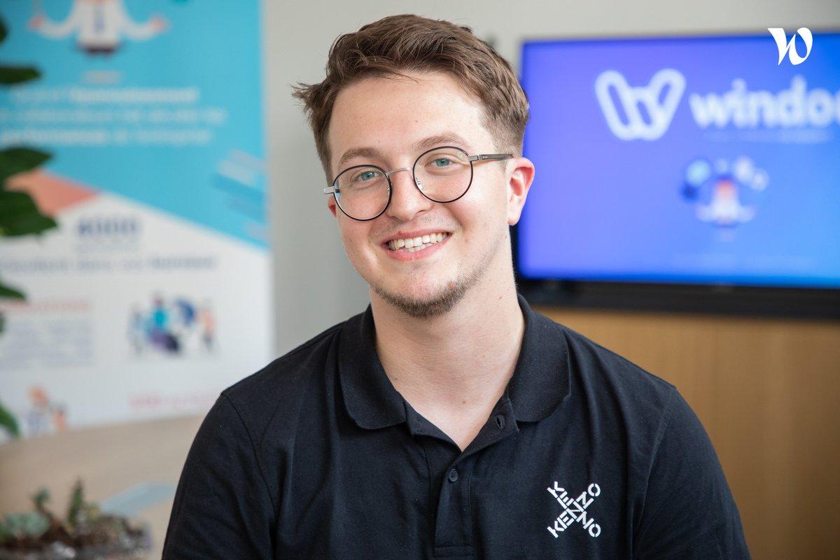 Rencontrez Cédric, Customer Success - Windoo