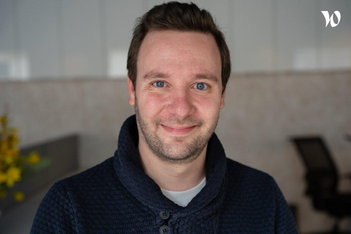 Rencontrez Clément, Formateur Moncompte et responsable SI - OpenWork