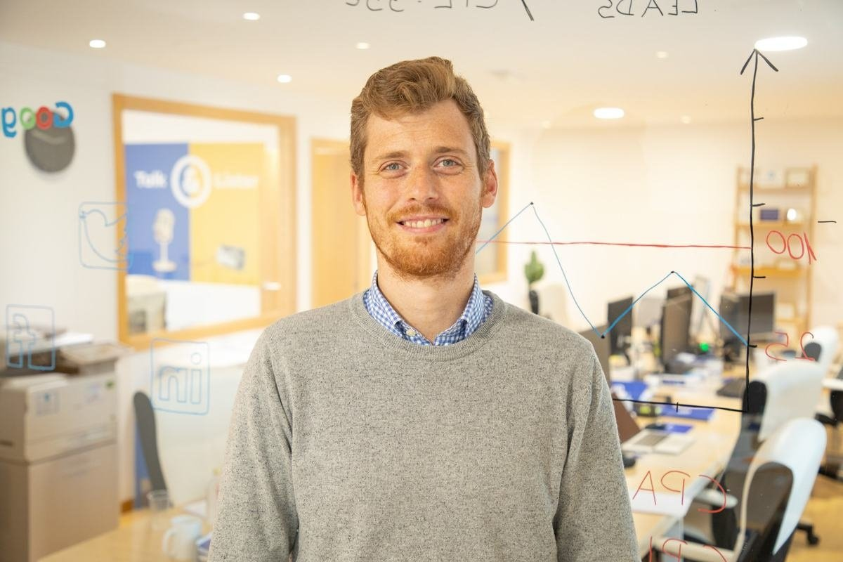 Conoce a Jacobo, CFO - Wired & Linked