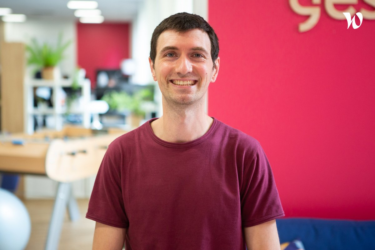 Rencontrez Pascal, Head of Product - Yespark