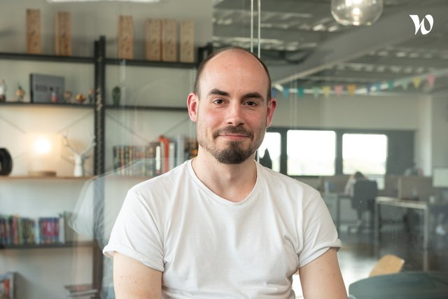 Rencontrez Florent, Brand & Content Manager - Les conteurs