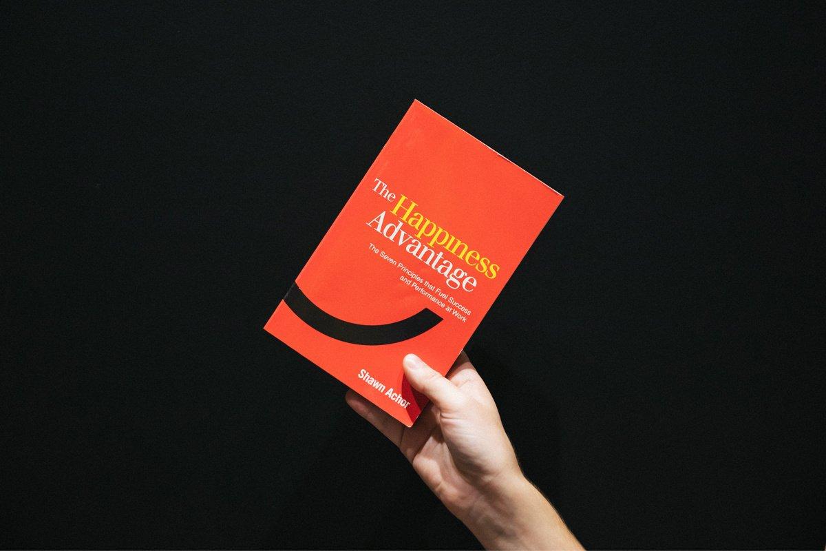 The Happiness Advantage : le bonheur comme moteur du succès